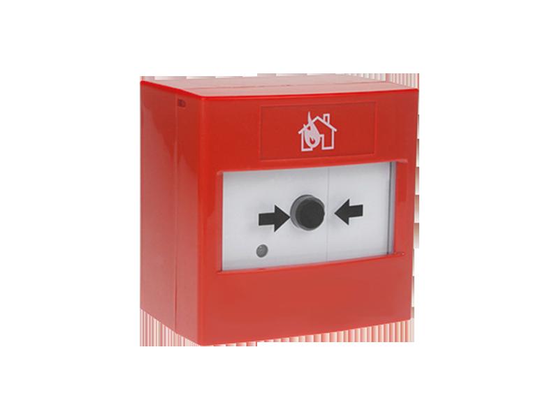 FF VB200 Adresli Yangın Alarm Butonu